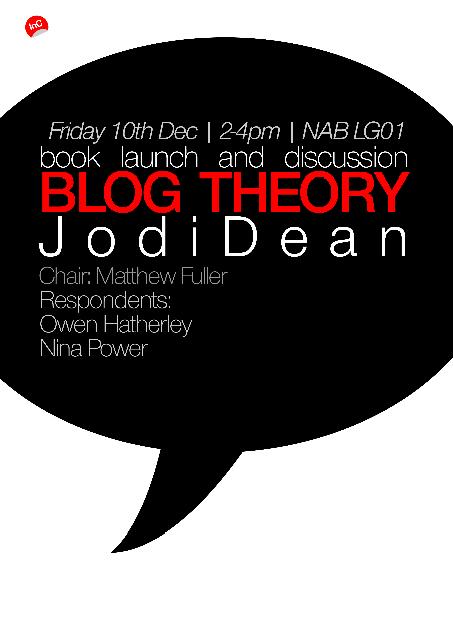 Blog_theory goldsmiths