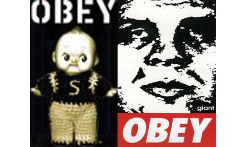 Obey-kid