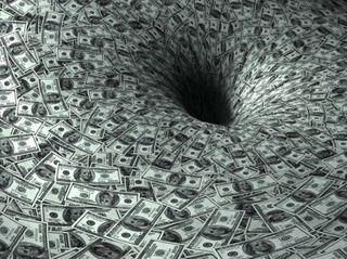 Biggovernment--moneyblackhole