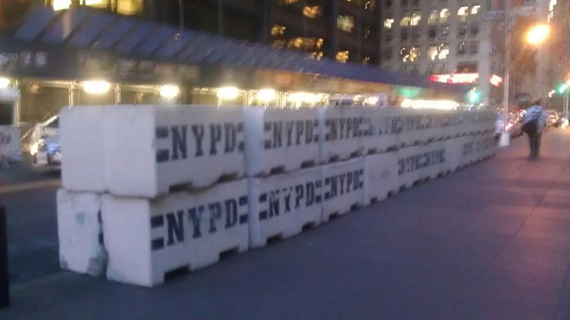 Nypd blocks