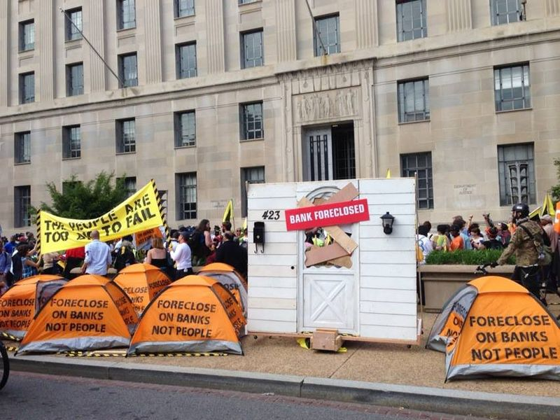 Occupy doj
