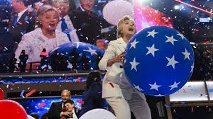 Clinton balloon